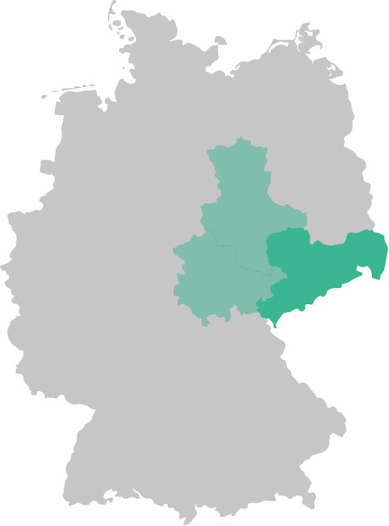 Personalberatung Chemnitz, Dresden, Erzgebirge, Vogtland, Sachsen, Sachsen-Anhalt, Thüringen