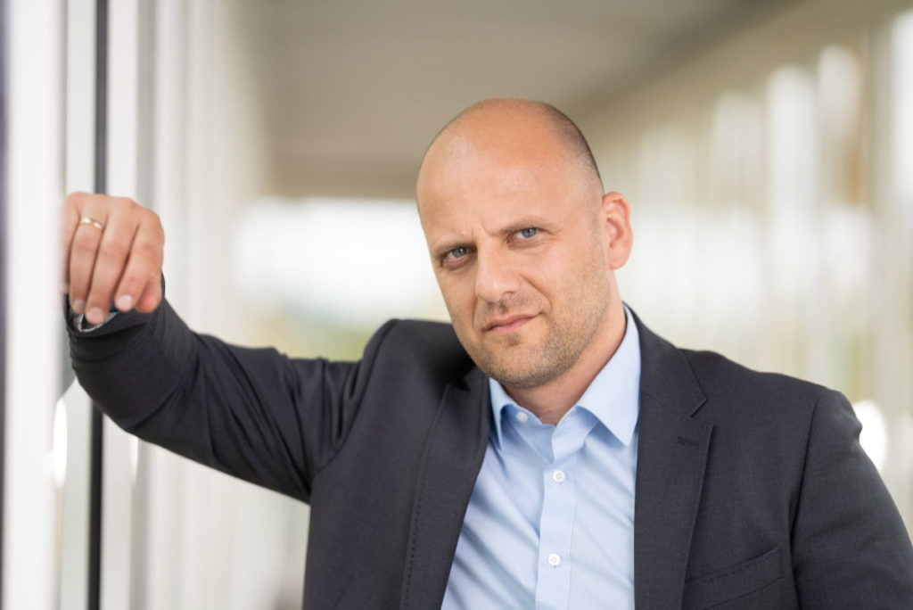 Personalberater Dr. Christian Genz | Personalberatung Sachsentalent